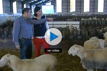 Carlota Ciganda, protagonista de un excelente reportaje en el Telediario de TVE (VIDEO)