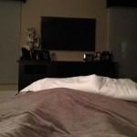 Y Ian Poulter con pocas ganas de fiesta se fue a la cama temprano