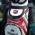 Jim Herman la utilizó en el Sony Open en Hawai