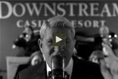 John Daly canta al más puro estilo Sinatra (VIDEO)