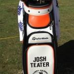 Josh Teater incorpora nuevos patrocinadores