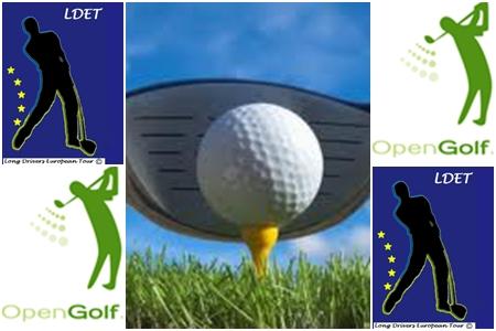 Long Drivers European Tour y Opengolf, alianza para 2013