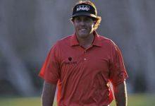 Mickelson mejora, Hhan y Castro líderes en California (PGA Tour)