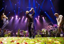 Rock & golf en el Madison Square Garden (VIDEO)