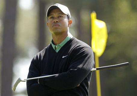 Reuters Tiger Woods Pensativo