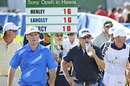 Liderato de 'rookies' en Hawai y récord tras 54 hoyos (PGA Tour)