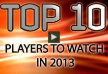 El PGA Tour descubre a sus favoritos 'top-10' para la campaña de 2013