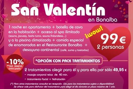 Bonalba Golf: El regalo perfecto para San Valentín