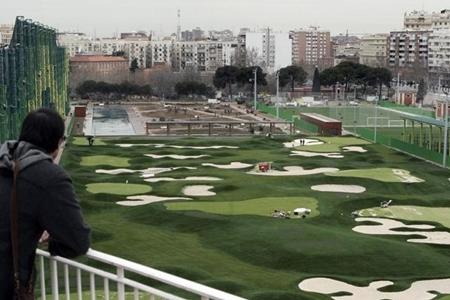 Madrid tramitará un plan para salvar el golf del Canal de Isabel II