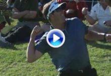 Estos son los 5 mejores golpes del PGA Tour en los 8 torneos disputados en 2013 (VÍDEO)