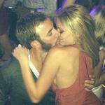 Dustin Johnson y la modelo Paulina Gretzky forman la pareja de moda en el PGA Tour