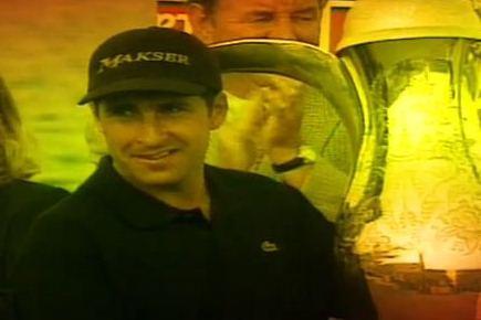 Jose Mari Olazabal Dubai