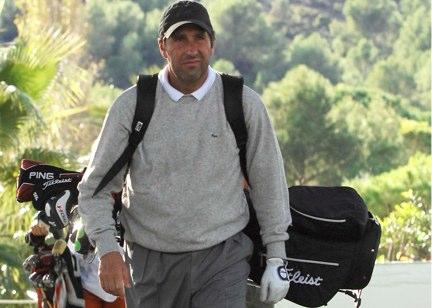 José M. Olazábal. Foto: Luis Corralo