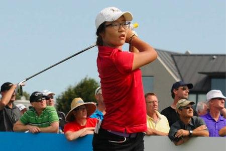 Lydia Ko en el Open de Australia. Foto: LET