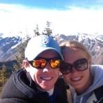 El número uno del mundo, Rory McIlroy, con su inseparable pareja, la tenista Caroline Wozniacki