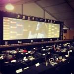 La Sala de Prensa, espectacular!!!