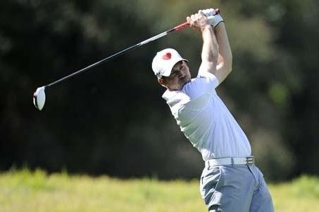 Sergio García  en el Northern Trust Open de 2012 Foto: PGA Tour