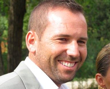 Sergio García. Foto: Opengolf.es