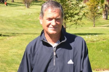 Víctor García. Foto: Opengolf