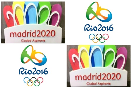 rio 2016 madrid 2020