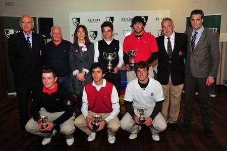 Campeonato España Junior y Sub 18