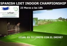 Se acerca el 'Spanish LDET Indoor' en Madrid Urban Golf