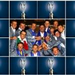 El equipo europeo de la Ryder Cup, premiado con el Laureus 2012