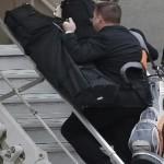 Barack Obama, criticado por ir con los palos a cuestas