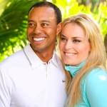 Tiger Woods anunció en Facebook su noviazgo con Lindsey Vonn