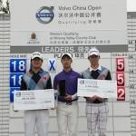 Nuevo record de precocidad: Ye Wo-cheng jugará el Open de China con 12 años