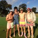 Los Golf Boys atacan con su nuevo vídeoclip