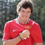 A Rory McIlroy tampoco le salieron las cuentas …, en el fútbol. Su Manchester perdío en la Champions ante el Real Madrid