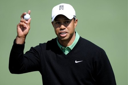 Tiger Woods. Foto: Getty Images