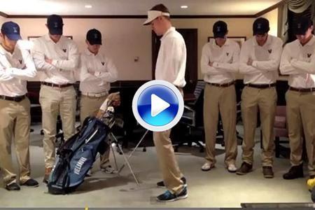 El Harlem Shake, el nuevo baile que revoluciona la red, también llega al golf (VÍDEO)
