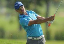 Javi Colomo rozó la clasificación para el Open Británico de 2013