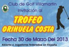 El C.G. Villamartín te invita al Trofeo Orihuela Costa