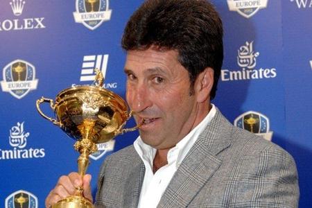 El equipo europeo de la Ryder Cup, premio Laureus 2012