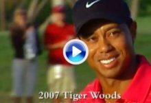Tiger, Mickelson, Norman, …, con sus mejores golpes en el Blue Monster (VÍDEO)