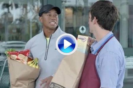 Cameo de Tiger Woods con la leyenda de skateboard, Eric Koston (VÍDEO)
