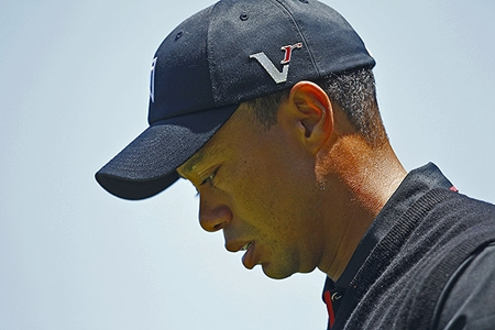 Tiger Woods. Foto: USGA