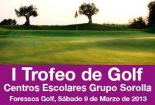 I Trofeo Centros Escolares Grupo Sorolla, en Foressos
