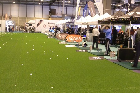 Mostramos el 'top-7' de la Feria madridGolf 2013 (Fotos)