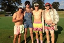 VÍDEO de los 'Golf Boys', un millón de visitas en 36 horas