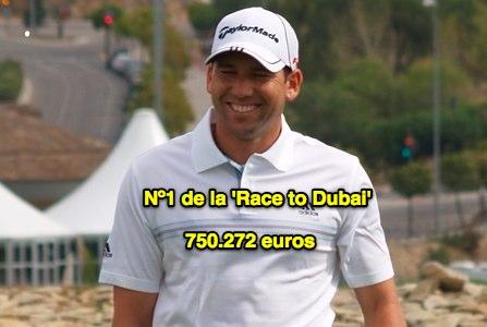 09 10 07 Centro Nacional de Golf Madrid Masters _09 083 Sergio GARCIA
