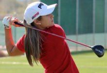 Beatriz Recari se deja las opciones de triunfo en el 'moving day' (LPGA)