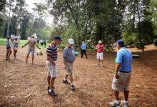 'Bubba Land' (hoyo 10) se convirtió en el centro turístico de Augusta