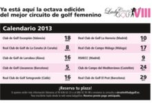 Valencia abre el 18 de abril el Tour Lady Golf 2013