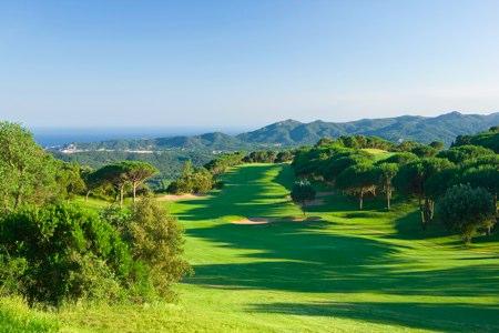 Club Golf d'Aro Mas Nou. Foto: Patronato Turismo Costa Brava Girona