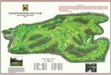 Mostramos los mágicos 18 hoyos del Augusta National