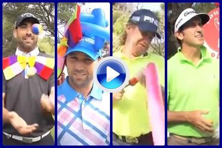 Circo bajo el sol, en El Parador de El Saler (VIDEO)
